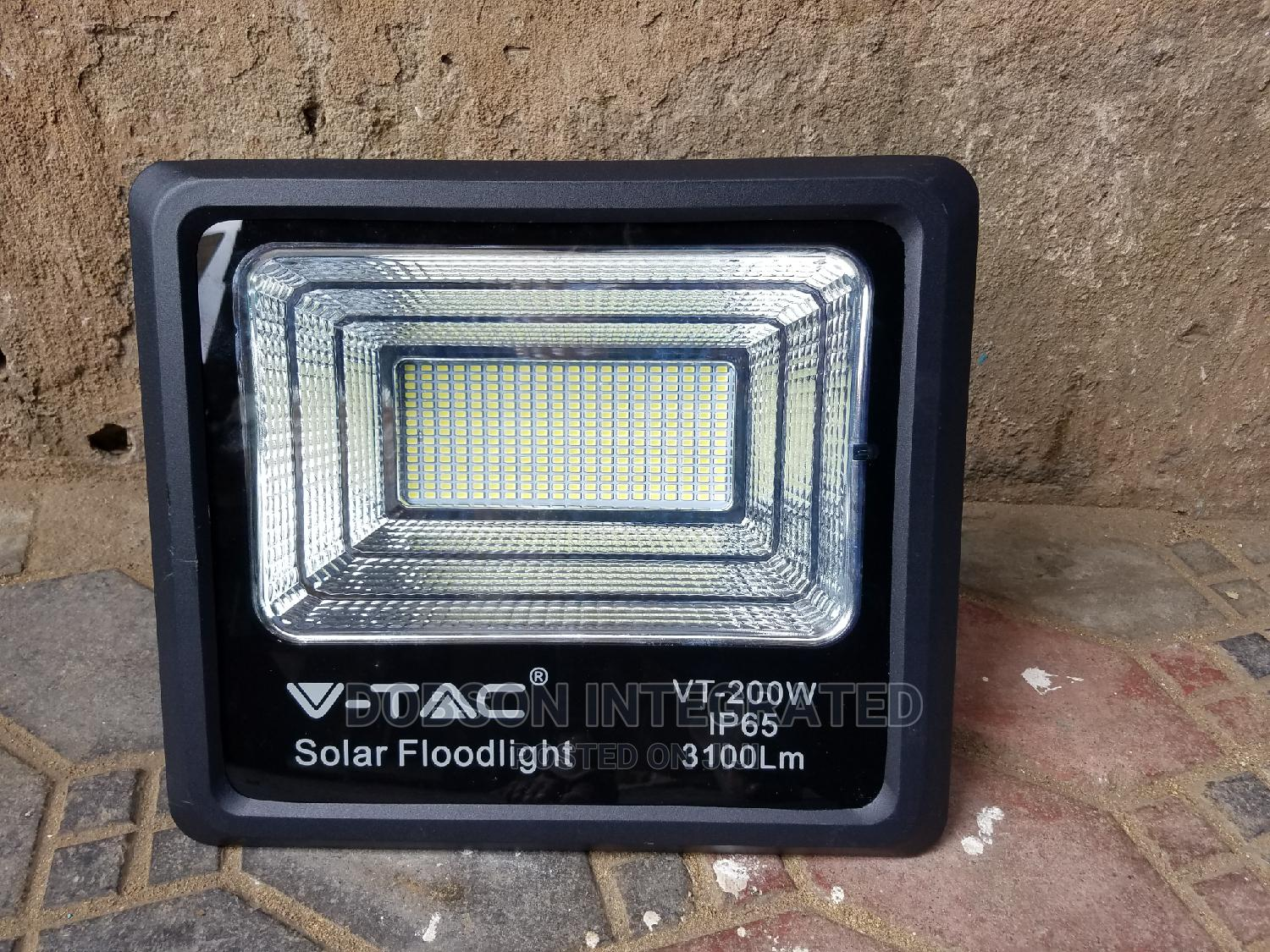 200w Solar Flood Light   Home Accessories for sale in Ikeja, Lagos State, Nigeria