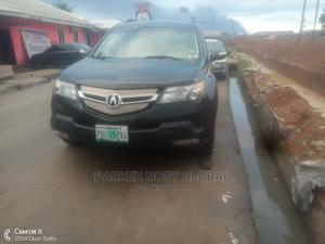 Acura MDX 2007 Black | Cars for sale in Rivers State, Port-Harcourt