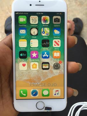 Apple iPhone 6 16 GB Gold | Mobile Phones for sale in Lagos State, Ikorodu
