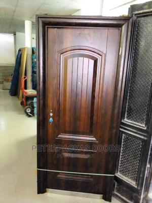 China Door in Wooden Finish | Doors for sale in Lagos State, Orile