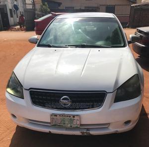 Nissan Altima 2005 2.5 SL White   Cars for sale in Edo State, Benin City