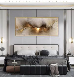 Abstract Canvas Painting Wall Art | Home Accessories for sale in Lagos State, Ikoyi