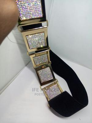 Glittering Ladies Belt | Clothing Accessories for sale in Lagos State, Ojodu