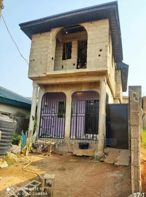 Completed Mini Flat Down and Uncompleted 2 Bedroom | Houses & Apartments For Sale for sale in Ikotun/Igando, Egan