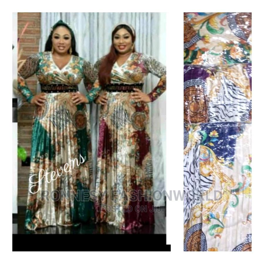 Elegant Classic Trendy Female Quality Evening Dinner Gown | Clothing for sale in Ikeja, Lagos State, Nigeria