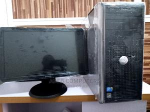 Desktop Computer Dell OptiPlex 7450 2GB Intel Core 2 Duo HDD 250GB | Laptops & Computers for sale in Lagos State, Ajah
