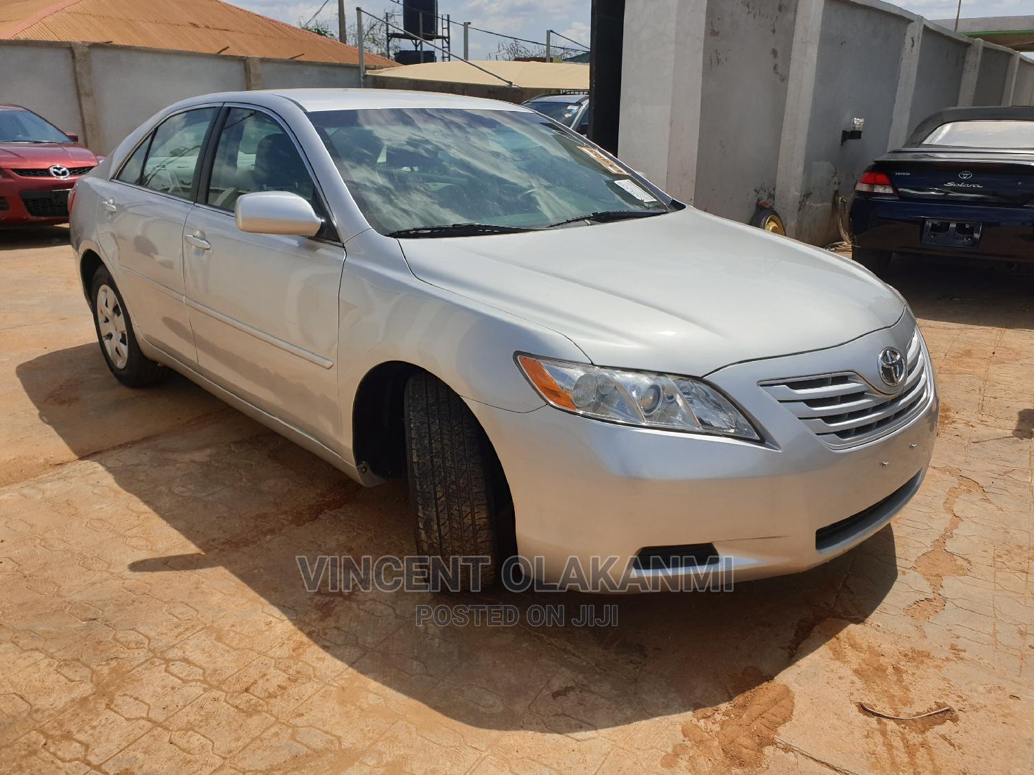 Toyota Camry 2008 2.4 LE Silver   Cars for sale in Ilorin West, Kwara State, Nigeria