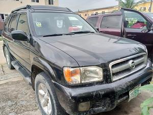 Nissan Pathfinder 2001 Automatic Black   Cars for sale in Lagos State, Ajah