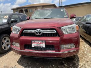 Toyota 4-Runner 2011 SR5 4WD Red | Cars for sale in Lagos State, Isolo