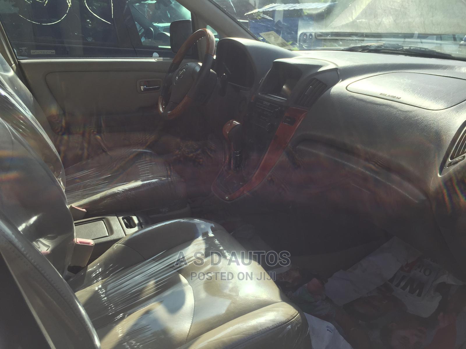 Lexus RX 2003 Gray   Cars for sale in Amuwo-Odofin, Lagos State, Nigeria