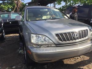 Lexus RX 2003 Gray | Cars for sale in Lagos State, Amuwo-Odofin