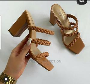 Easy Slip on Shoes With Heels | Shoes for sale in Edo State, Benin City