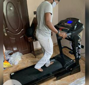 2ph Threadmill With Massager | Sports Equipment for sale in Lagos State, Magodo