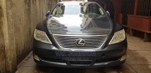 Lexus LS 2009 460 L Black | Cars for sale in Anambra State, Onitsha