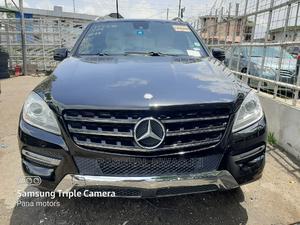 Mercedes-Benz M Class 2012 ML 350 BlueTEC 4Matic Black   Cars for sale in Lagos State, Ikeja