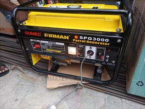Original Sumec Firman Generator SPG 3000 | Electrical Equipment for sale in Lagos State, Lekki