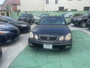 Lexus GS 2002 Black | Cars for sale in Lagos State, Lekki