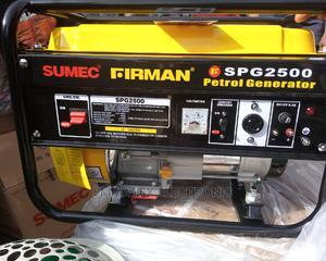 Sumec Firman SPG 2500 Petrol Generator | Electrical Equipment for sale in Lagos State, Lekki