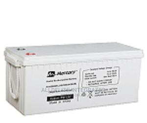Mercury Gel Battery | Accessories & Supplies for Electronics for sale in Lagos State, Ikeja