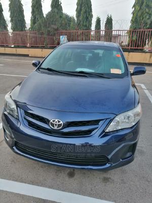 Toyota Corolla 2012 Blue   Cars for sale in Lagos State, Ogba
