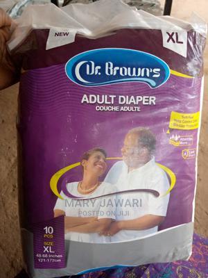 Dr. Brown's Adult Diaper | Bath & Body for sale in Kaduna State, Kaduna / Kaduna State