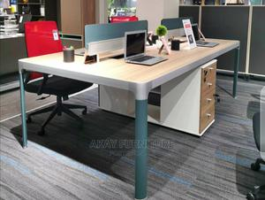 Workstation For 4 People | Furniture for sale in Lagos State, Yaba
