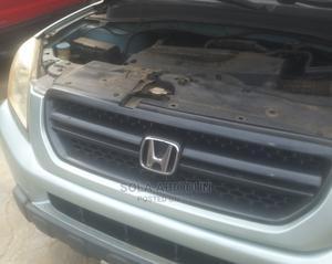Honda Pilot 2004 Silver | Cars for sale in Lagos State, Ikorodu