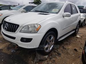 Mercedes-Benz M Class 2006 White   Cars for sale in Lagos State, Apapa