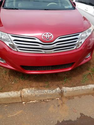 Toyota Venza 2011 V6 AWD Red | Cars for sale in Anambra State, Awka