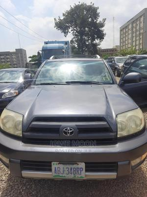 Toyota 4-Runner 2003 4.7 Gray | Cars for sale in Abuja (FCT) State, Central Business District