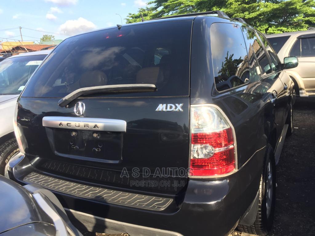 Acura MDX 2006 Black   Cars for sale in Amuwo-Odofin, Lagos State, Nigeria