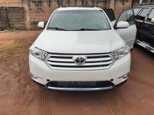 Toyota Highlander 2012 SE White | Cars for sale in Edo State, Benin City