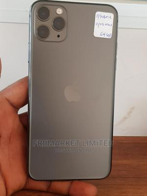 Apple iPhone 11 Pro Max 64 GB Gray | Mobile Phones for sale in Delta State, Sapele