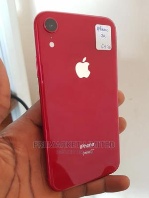 Apple iPhone XR 64 GB Red   Mobile Phones for sale in Edo State, Auchi