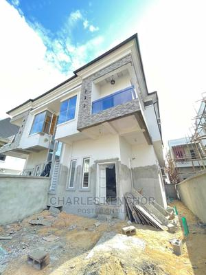 Brand New 4bedrooms Semi Detached Duplex in Chevron   Houses & Apartments For Sale for sale in Lagos State, Lekki