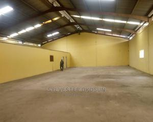 Warehouse for Lease in Akowonjo Lagos | Commercial Property For Rent for sale in Alimosho, Akowonjo
