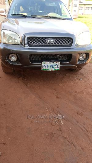 Hyundai Santa Fe 2005 Gold | Cars for sale in Ogun State, Ijebu Ode