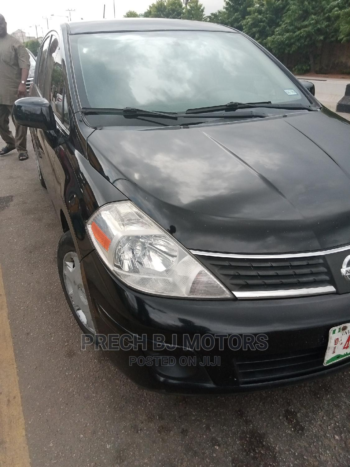 Nissan Versa 2006 Black | Cars for sale in Ogba, Lagos State, Nigeria