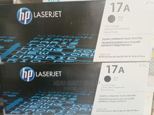 Genuine HP Original 17a Toner Cartridge   Accessories & Supplies for Electronics for sale in Lagos State, Ikeja
