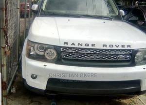 Land Rover Range Rover Sport 2013 White | Cars for sale in Lagos State, Amuwo-Odofin