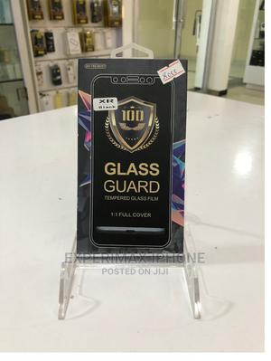 100 Glass Guard Xr Black | Accessories for Mobile Phones & Tablets for sale in Lagos State, Victoria Island