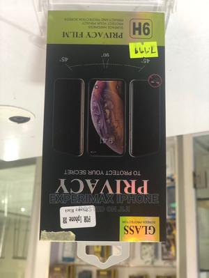 Privacy Glass Protector | Accessories for Mobile Phones & Tablets for sale in Lagos State, Victoria Island