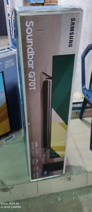 Samsung Sound Bar Heavy Bass (Q70T)   Audio & Music Equipment for sale in Lagos State, Ojo