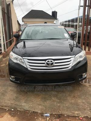 Toyota Avalon 2012 Black | Cars for sale in Lagos State, Alimosho