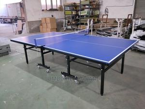 Standard Table Tennis Board Outdoor All Weather   Sports Equipment for sale in Lagos State, Ikeja