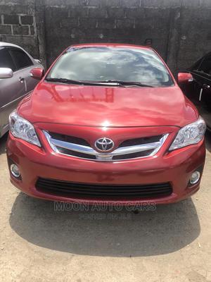 Toyota Corolla 2013 Red | Cars for sale in Lagos State, Amuwo-Odofin