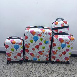 Executive 4 Set Quality Swiss Polo Suitcase Luggage Box | Bags for sale in Lagos State, Ikeja