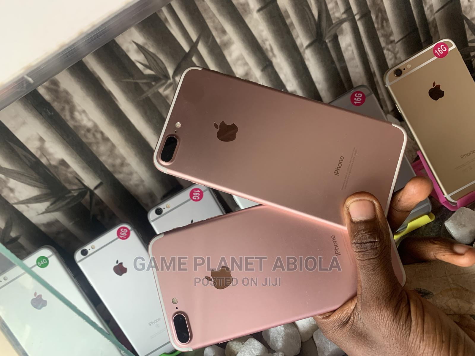 Apple iPhone 7 Plus 256 GB Gold   Mobile Phones for sale in Oluyole, Oyo State, Nigeria