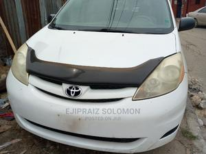 Toyota Sienna 2008 LE White | Cars for sale in Lagos State, Surulere