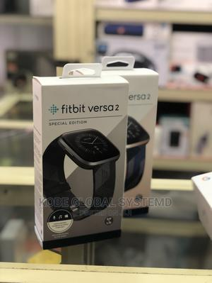 Fitbit Versa2 Smart Watch | Smart Watches & Trackers for sale in Lagos State, Ikeja